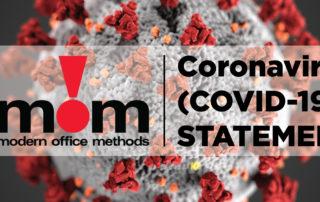MOM Coronavirus (COVID-19)