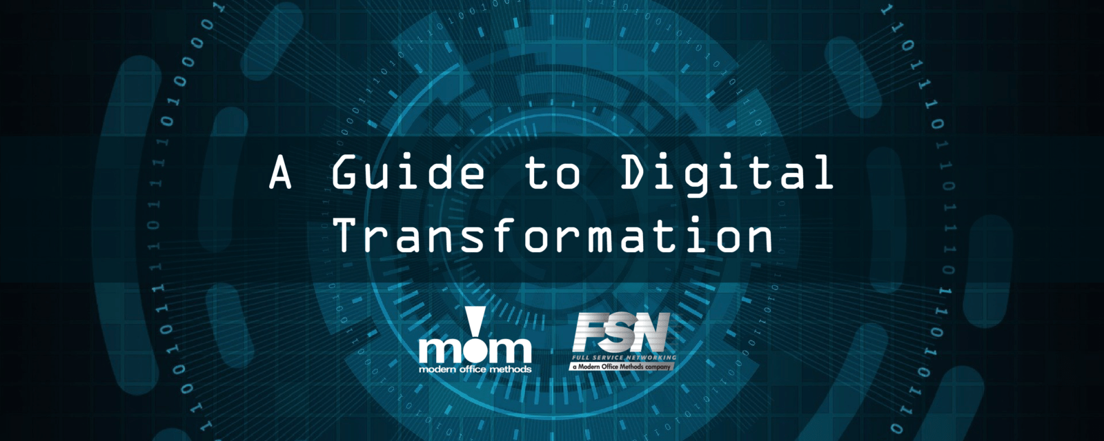 A Guide to Digital Transformation