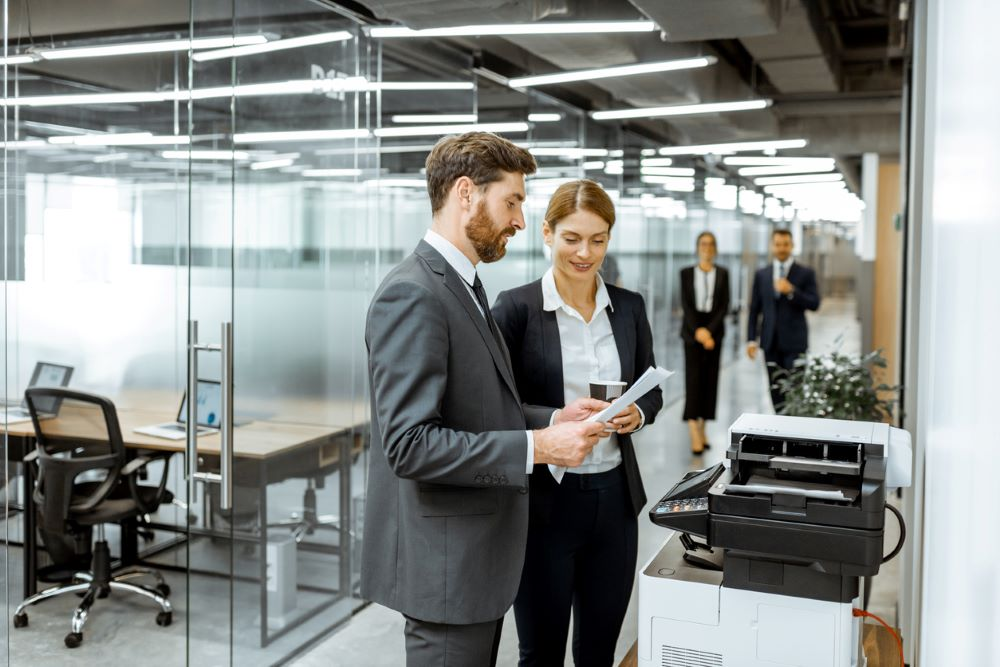 Printer Security: How to Defend Yourself with Managed Print Services